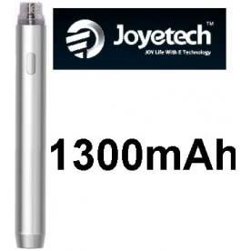 Joyetech eCom-C Twist baterie, 1300mAh, stříbrná