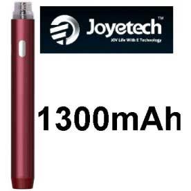 Joyetech eCom-C Twist baterie, 1300mAh, červená