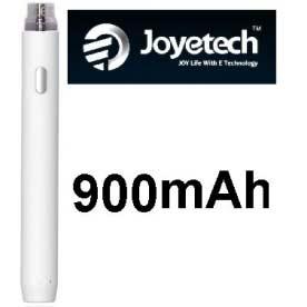 Joyetech eCom-C Twist baterie, 900mAh, bílá
