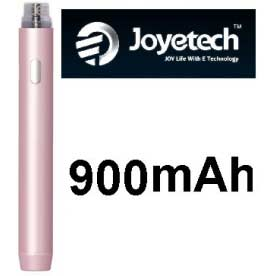 Joyetech eCom-C Twist baterie, 900mAh, růžová