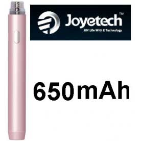 Joyetech eCom-C Twist baterie, 650mAh, růžová
