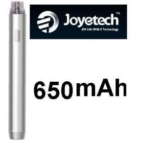 Joyetech eCom-C Twist baterie, 650mAh, stříbrná