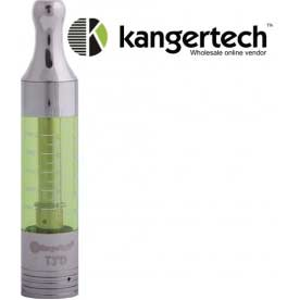 T3D Clearomizer Kangertech, 2.2ml, 1.5ohm, zelená