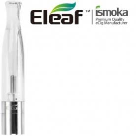 BCC-CT Clearomizer iSmoka-Eleaf, 1.6ml, 1.8ohm, čirá