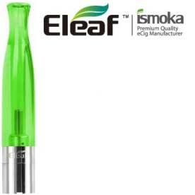 BCC-CT clearomizer iSmoka-Eleaf, 1.6ml, 1.8ohm, zelená