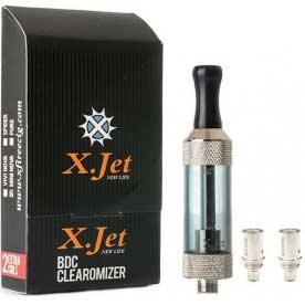 Clearomizer Vision X.Jet BDC Mini NOVA, 2ml, černá