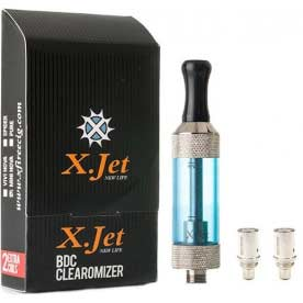 Clearomizer Vision X.Jet BDC Mini NOVA, 2ml, modrá
