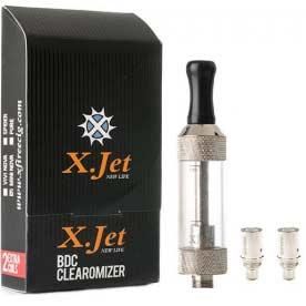 Clearomizer Vision X.Jet BDC Mini NOVA, 2ml, clear (čirá)