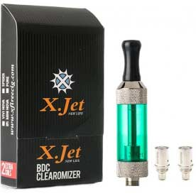 Clearomizer Vision X.Jet BDC Mini NOVA, 2ml, zelená