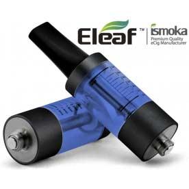 Mega BCC ismoka-Eleaf Clearomizer, modrá-černá, 2.2ohm, 3.5ml