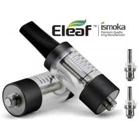Mega BCC ismoka-Eleaf Clearomizer, SADA, 3.5ml, čirá-černá