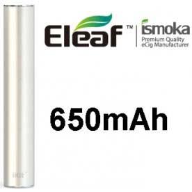 iSmoka-Eleaf iKit automatická baterie 650mAh Silver, stříbrná