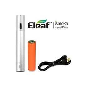 iSmoka-Eleaf iGo kompletní baterie 2500mAh Silver, stříbrná