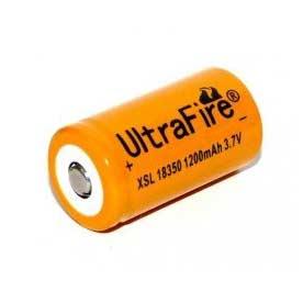 Ultrafire baterie typ 18350 1200mAh
