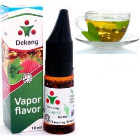 E-liquid Dekang SILVER Zelený čaj