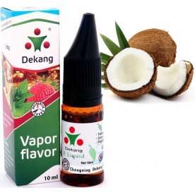 E-liquid Dekang SILVER Kokos