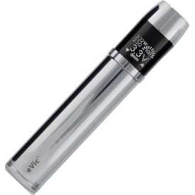 Elektronická cigareta Joyetech eVic, 2600 mAh, Leskle stříbrná, 1ks