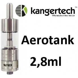 Aerotank 2 Kangertech clearomizer, 2.8ml, čirá