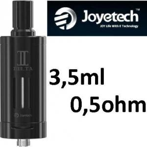 Joyetech Delta II Clearomizer 3.5ml, černá