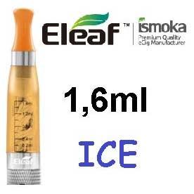 iSmoka-Eleaf ICE Clearomizer 2,4ohm 1,6ml žlutá