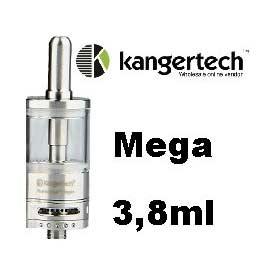 Aerotank Mega Kangertech clearomizer, 3.8ml, čirá