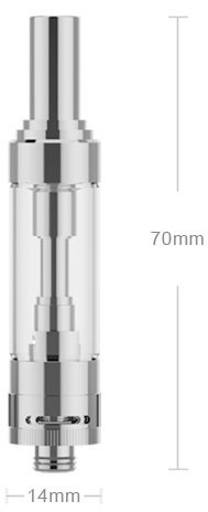 Clearomizer iSmoka-Eleaf GS AIR 2