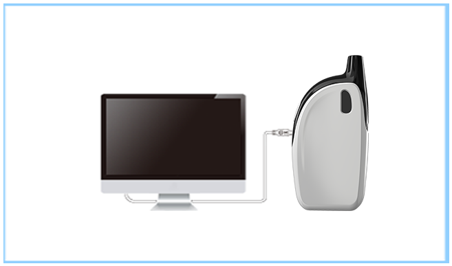 Indikace nabití baterie elektronické cigarety Joyetech Atopack Penguin SE