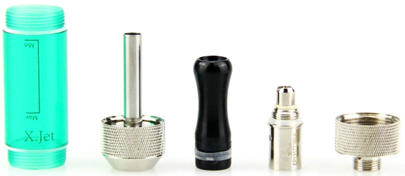 Clearomizer Vision X.Jet BDC Mini NOVA