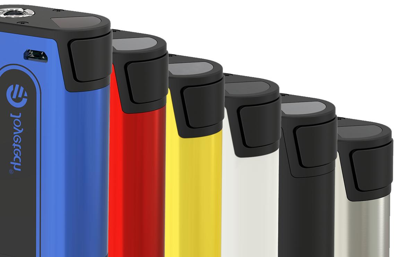 Barevné variace Joyetech CuBox Grip