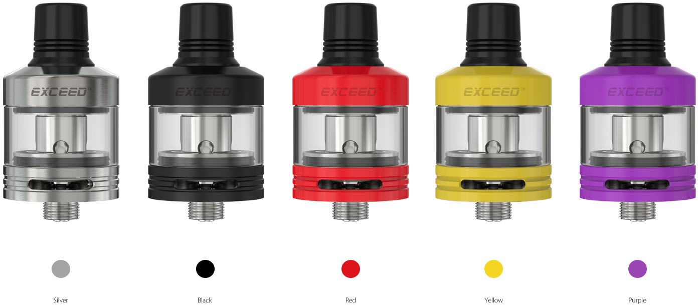 Clearomizer Joyetech EXCEED D22