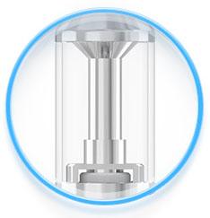 Průhledné okénko clearomizeru iSmoka-Eleaf GS AIR