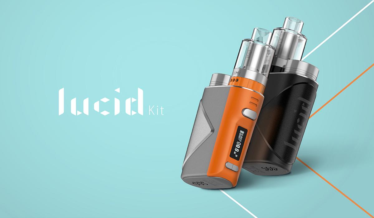 Elektronická cigareta GeekVape Lucid