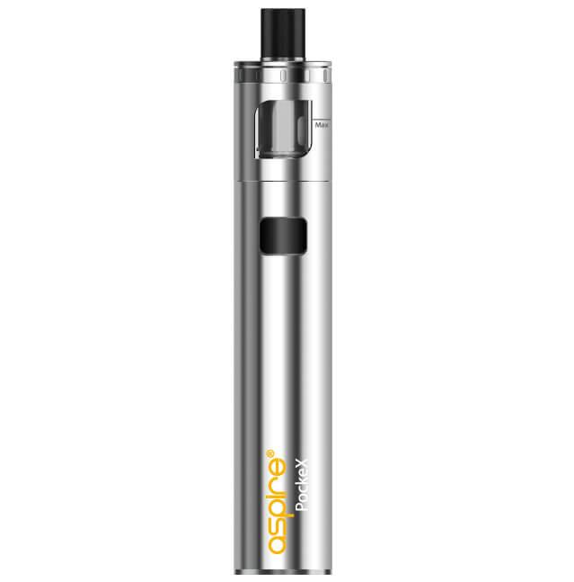 Elektronická cigareta aSpire PockeX AIO