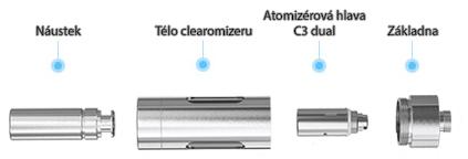 Clearomizér