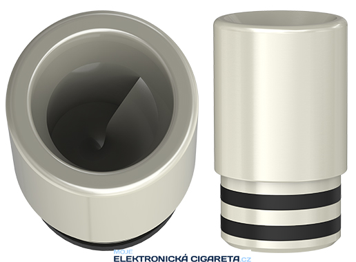 Elektronická cigareta Joyetech eGo AIO obsahuje zcela nový typ náustku
