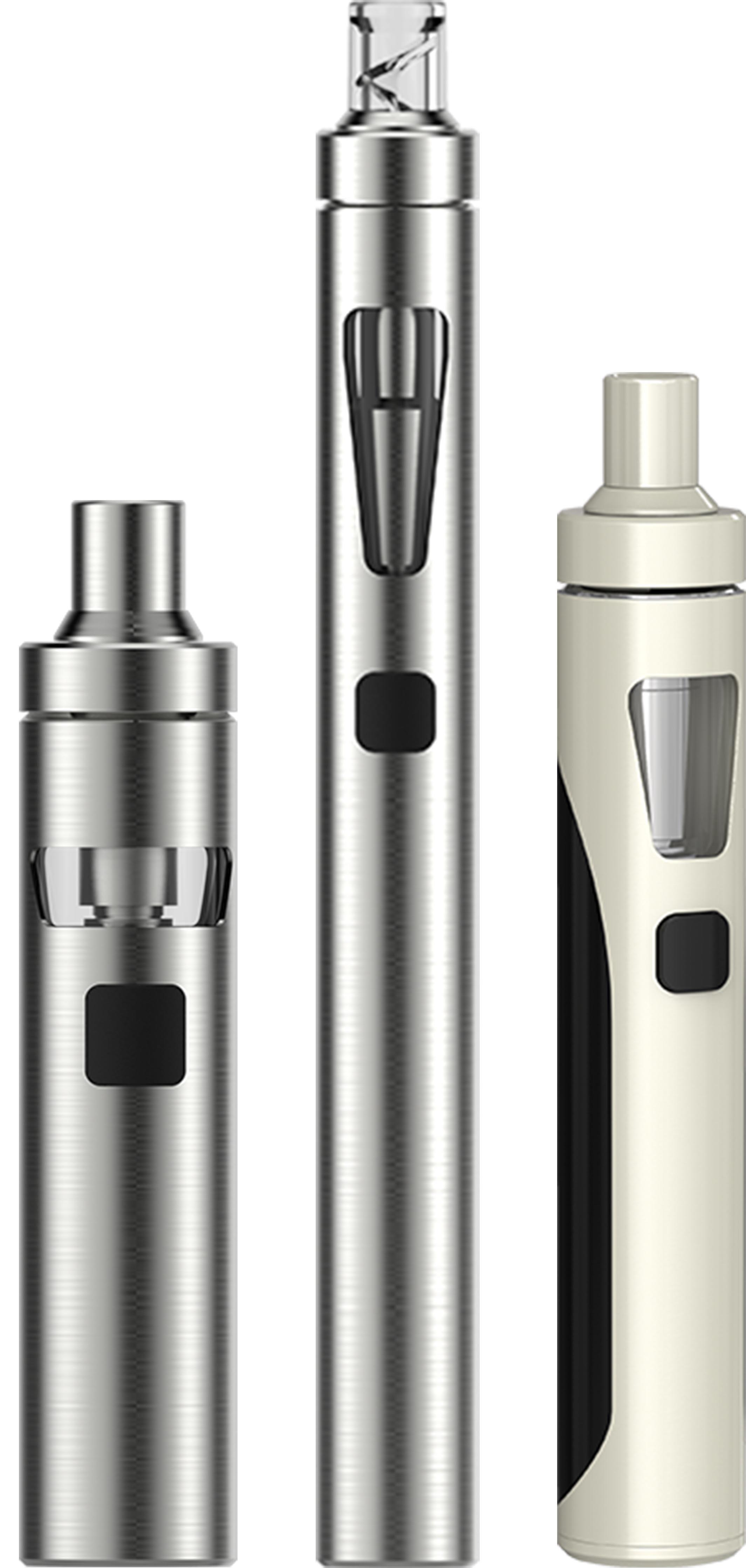 Rozměry elektronických cigaret eGo AIO