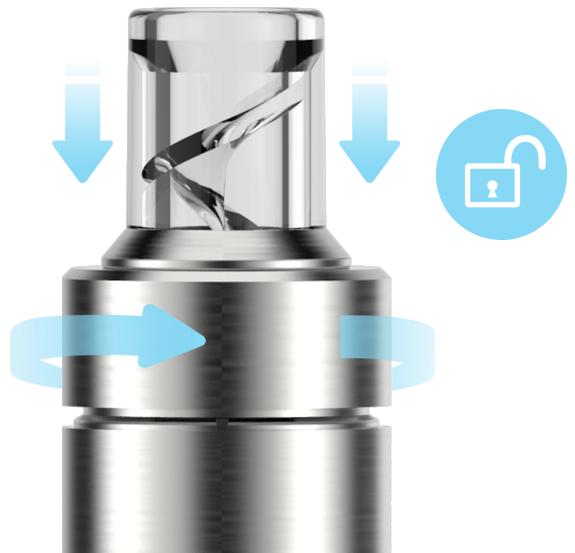 Dětská pojistka elektronické cigarety Joyetech eGo AIO