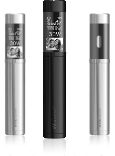 elektronická cigareta eVic Supreme