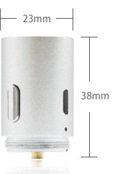 Kontrolní hlava pro elektronická cigareta eVic EASY