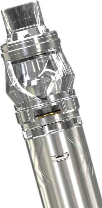 Nabíjení elektronické cigarety iSmoka-Eleaf iJust 21700