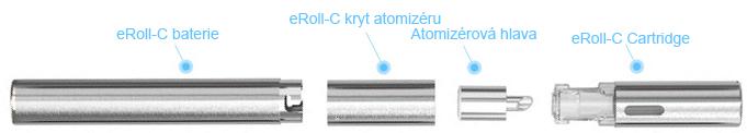Elektronická cigareta Joyetech eRoll-C