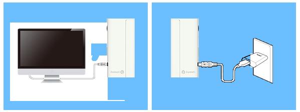 Nabíjení Joyetech eVic-VTC Mini