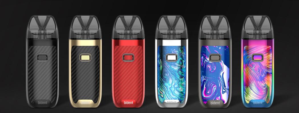 Design - GeekVape Bident - elektronická cigareta