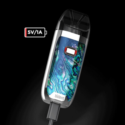 Baterie a nabíjení - GeekVape Bident - elektronická cigareta