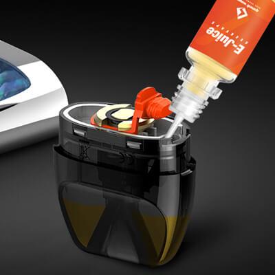 Plnění - GeekVape Bident - elektronická cigareta