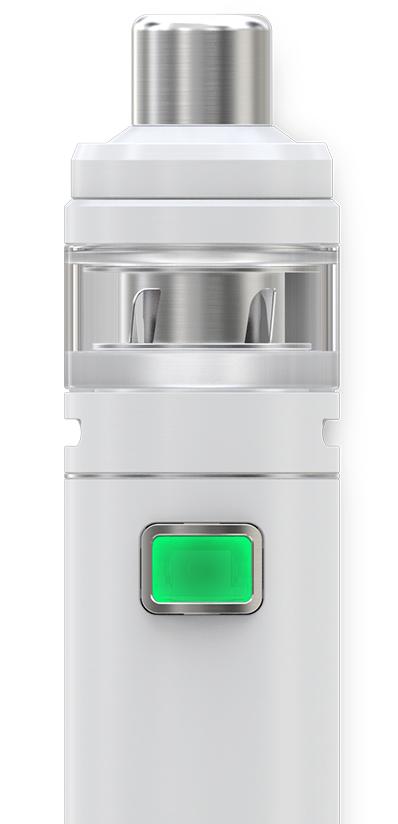 Indikace vybití baterie elektronické cigarety iSmoka-Eleaf NexGen