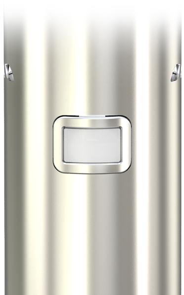 Indikace vybití baterie elektronické cigarety iSmoka-Eleaf iJust ONE