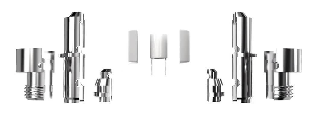 žhavící hlava - Joyetech eRoll Mac - elektronická ciagreta