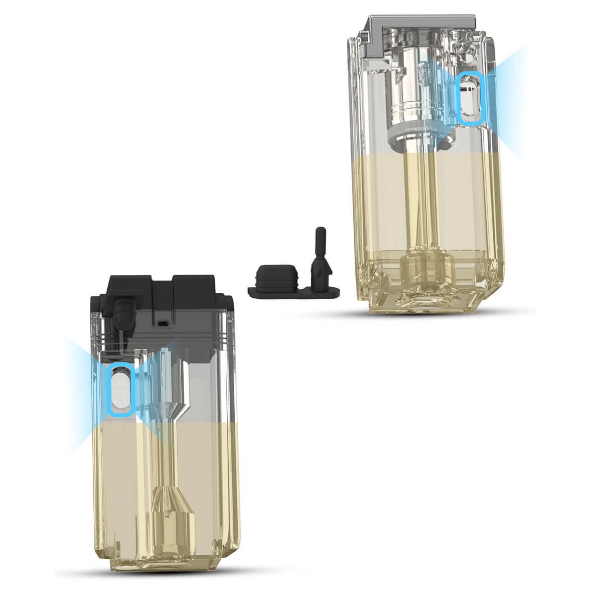 Joyetech Exceed Grip se snadným doplněním e-liquidu