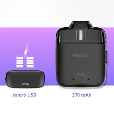 Baterie - Uwell Amulet - elektronická ciagreta